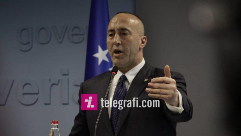 Haradinaj: Kushtetuesja ta përshpejtojë marrjen e një vendimi për Ligjin për Pagat