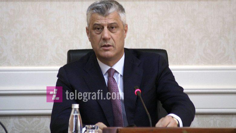 Thaçi ndryshon datën e seancës konstituive, e shtynë për 26 dhjetor