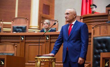 Kuvendi i Shqipërisë voton shkarkimin e Ilir Metës nga pozita e presidentit