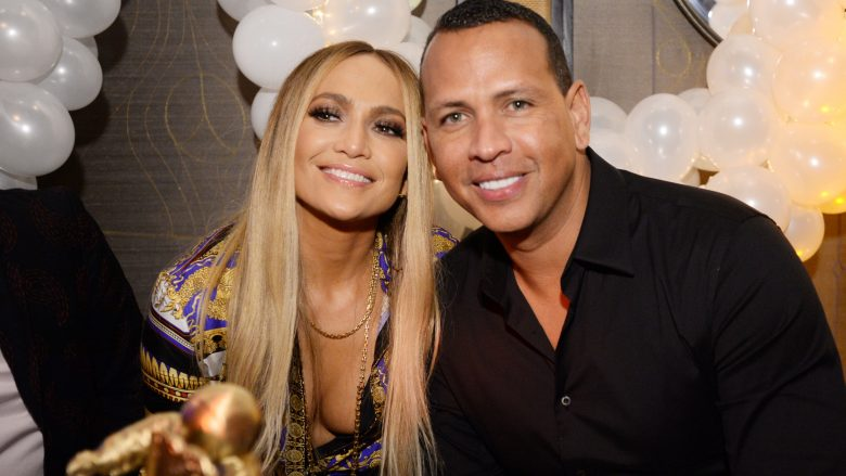 Jennifer Lopez dhe Alex Rodriguez (Foto: Andrew Toth/Getty Images for TAO Group/Guliver)