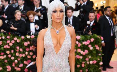 Publikohen pamjet e festës së shfrenuar të Jennifer Lopezit në 50-vjetorin e saj, me 250 të ftuar në një ishull luksoz