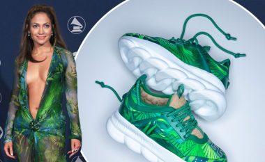 Fustani ikonik i Jennifer Lopez-it shërbeu si frymëzim për krijimin e atleteve që na fiksojnë