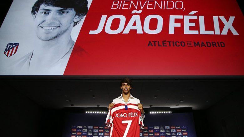 Joao Felix (Foto: Atletico Madrid/Twitter)