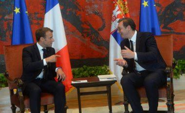 Macron paralajmëron organizim të takimit mes Kosovës e Serbisë