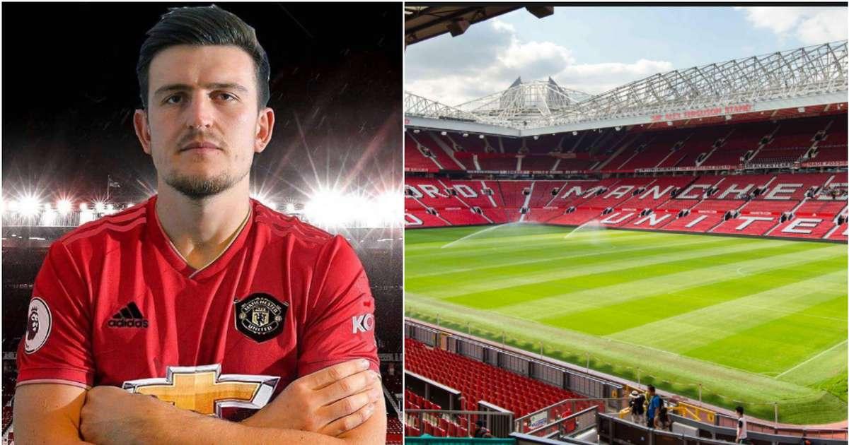 Maguire kërkon të bëhet kapiten i Unitedit