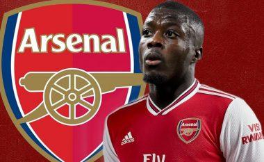 Arsenali rivalizon skuadrat tjera për Pepen, ofertë e lartë në drejtim të Lille