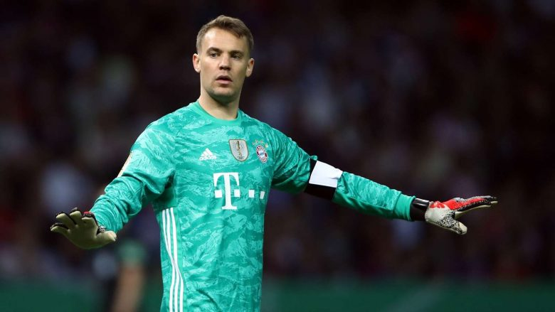 Manuel Neuer (Foto: Getty Images/Guliver)