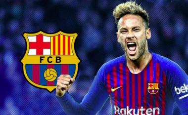 Barcelona po konsideron ofrimin e tre yjeve në këmbim të Neymarit