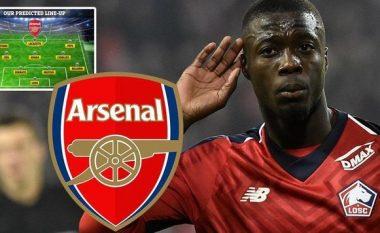 Formacioni i mundshëm i Arsenalit për sezonin e ri me Nicolas Pepen
