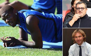 Juventusi është gati të ofrojë tre yje për Pogban