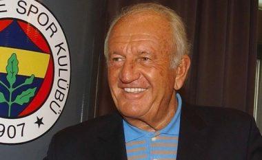 Para Vedat Muriqit te Fenerbahce ishin edhe dy shqiptarë: Njëri si futbollist, tjetri si president