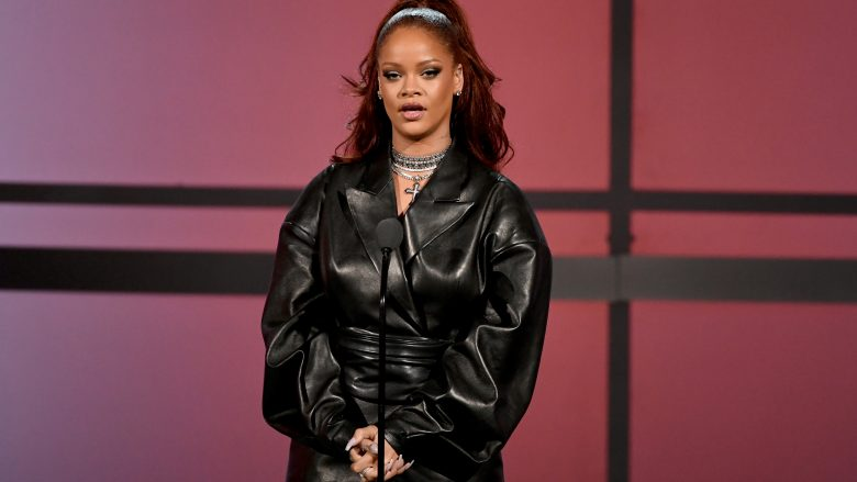 Rihanna (Foto: Kevin Winter/Getty Images/Guliver)