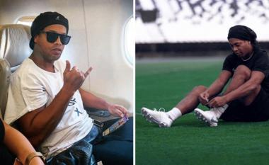 Ronaldinho afër rikthimit të pabesueshëm në futboll në moshën 39-vjeçare