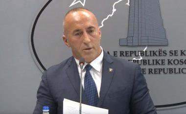 Haradinaj i kërkon Presidentit Thaçi që në afatin kushtetues t'i shpallë zgjedhjet e parakohshme - fjalimi i plotë