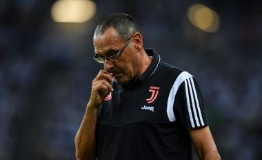 Sarri për humbjen nga Tottenhami: Juventusi nuk ishte i përgatitur fizikisht