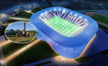 Nis ndërtimi i stadiumit nacional të Kosovës