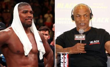 Mike Tyson e këshillon Joshuan para rimeçit me Ruizin