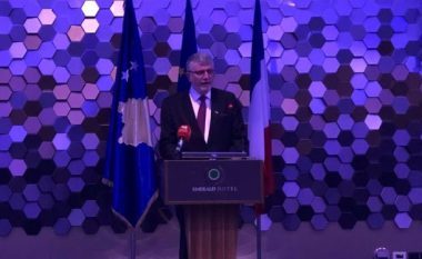 Chabert: Dialogu me Serbinë të rifillojë për të arritur një marrëveshje përfundimtare