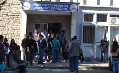 Universiteti i Prizrenit: I papranueshëm vendimi KSHC për mos akreditim
