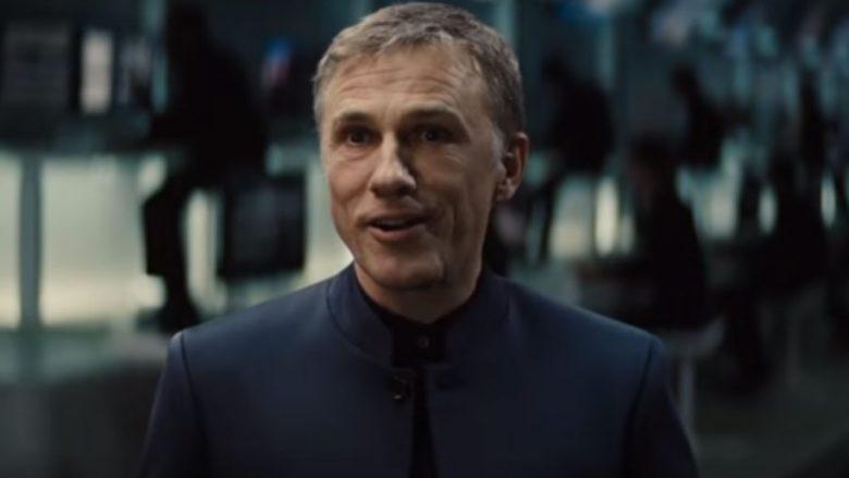 "Christoph Waltz në filmin ""Spectre"" (Foto: Screenshot/YouTube/James Bond 007)"