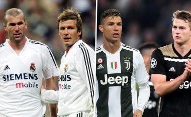 Nga 100 milionë euro për Ronaldon te 75 milionë për De Ligt – si po kthehet Juventusi në 'Galaktikët' e ri të Evropës