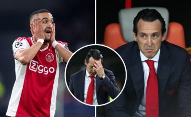 Arsenali e kishte shansin ta transferonte Hakim Ziyechin nga Ajaxi