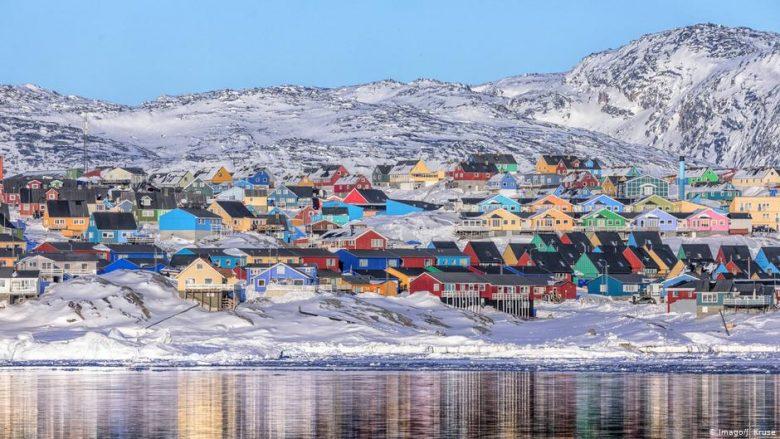 Fakte interesante për Grenlandën