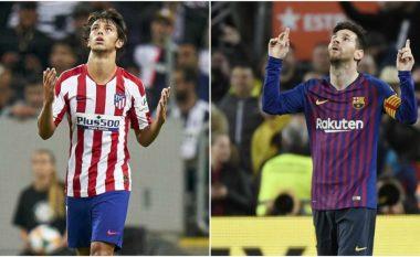 Joao Felix ka statistika më të mira se sa Messi kur filloi karrierën si futbollist profesionist