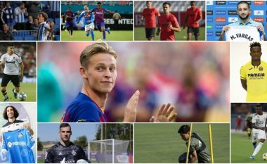 Momenti i yjeve të ri – 11 lojtarët e La Ligas që duhet t'i përcillni në edicionin e ri