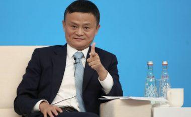 Jack Ma thotë se ka qenë më i lumtur kur nuk ishte miliarder