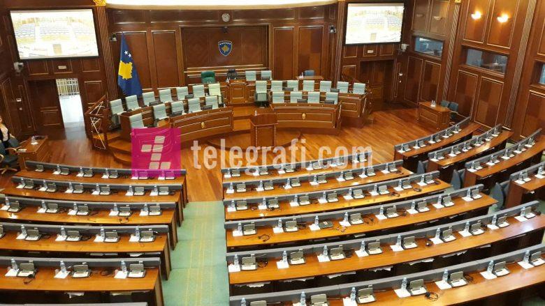 Seanca për shpërndarjen e Kuvendit të Kosovës (Live)
