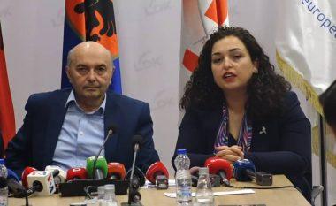 Fjalët e para të Vjosa Osmanit pas nominimit për kryeministre të Kosovës