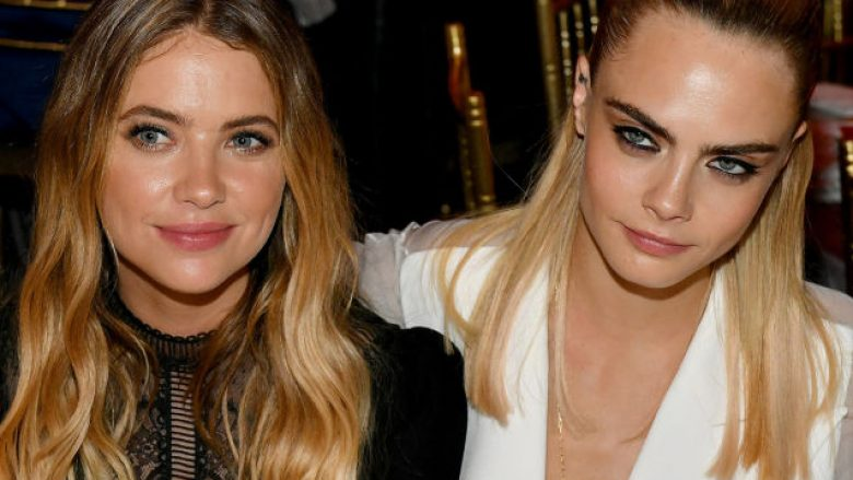 Ashley Benson dhe Cara Delevingne (Foto: Craig Barritt/Getty Images  for The Trevor Project/Guliver)