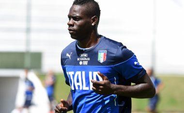 Balotelli pritet t'i bashkohet Brescias