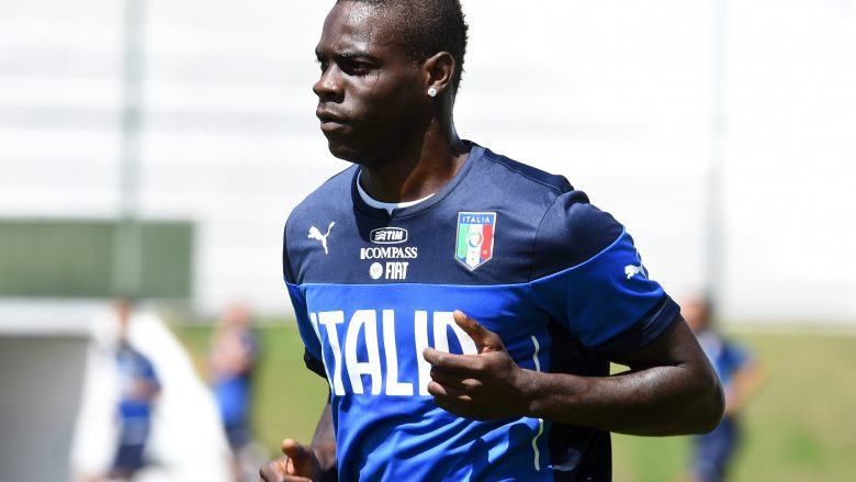 Mario Balotelli (Foto: Claudio Villa/Getty Images/Guliver)