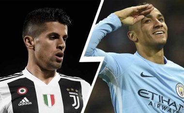 City shumë afër finalizimit të transferimit të Cancelos, Juventusi fiton para dhe Danilon