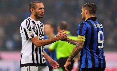 Chiellini dyshon në kalimin e Icardit te Juventusi