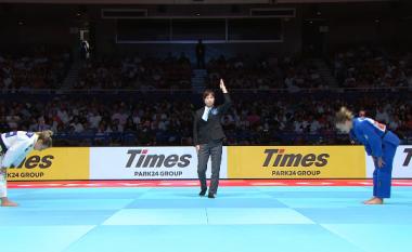 Distria Krasniqi fiton medaljen e bronztë në Kampionatin Botëror në Japoni