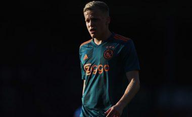 Transferimi i Donny van de Beek te Reali, çështje kohe?