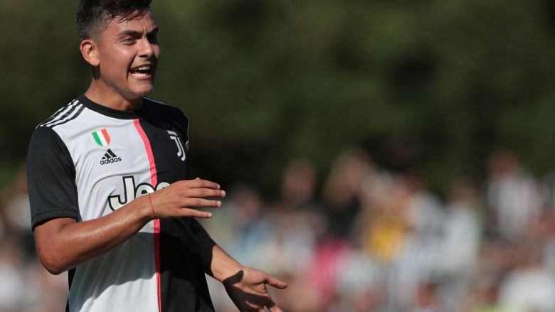 Paulo Dybala (Foto: Emilio Andreoli/Getty Images/Guliver)