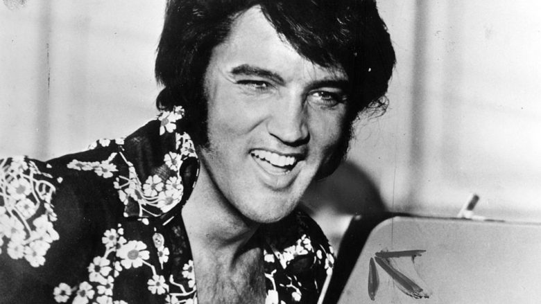 Elvis Presley (Foto: Keystone/Getty Images/Guliver)