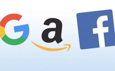 Google, Facebook dhe Amazon kundër taksës dixhitale të vendosur në Francë