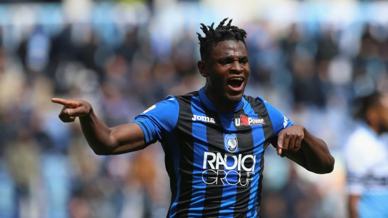 Duvan Zapata.  (Photo by Paolo Bruno/Getty Images)