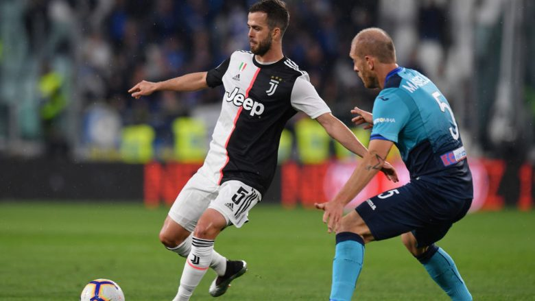 Miralem Pjanic. (Photo by Tullio M. Puglia/Getty Images)