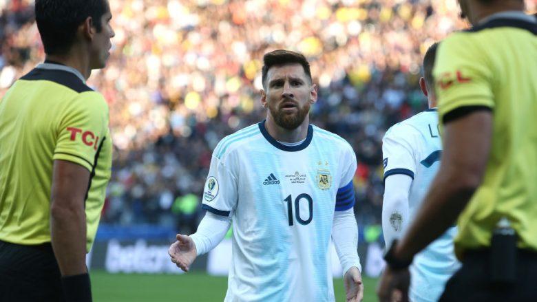Lionel Messi. (Photo by Alexandre Schneider/Getty Images)