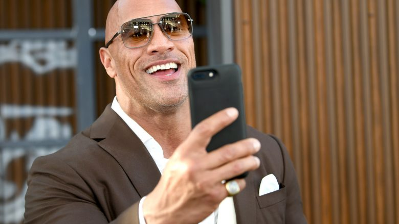 Dwayne Johnson (Foto: Kevin Winter/Getty Images/Guliver)