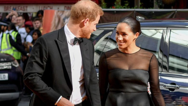 Meghan Markle dhe Prince Harry (Foto: Gareth Cattermole/Getty Images for Disney)