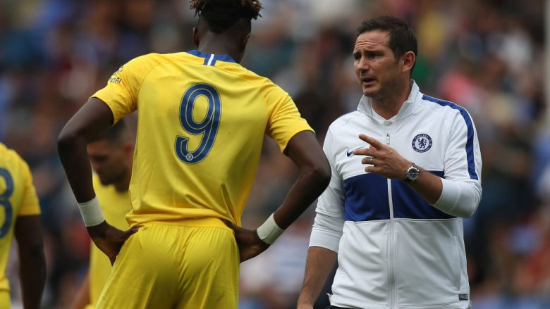 Frank Lampard . (Photo by Christopher Lee/Getty Images)