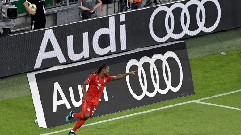 Renato Sanches. (Photo by Alexander Scheuber/Getty Images for AUDI)