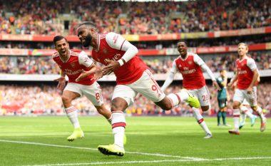 Arsenali mposht Burnleyn për fitoren e dytë në Ligën Premier